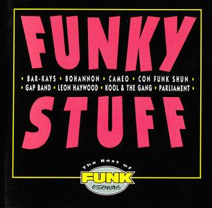 VA - Funky Stuff: The Best of Funk Essentials (1993)