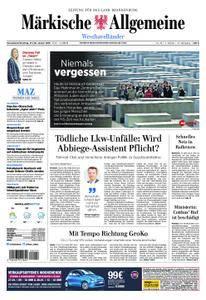 Märkische Allgemeine Westhavelländer - 27. Januar 2018