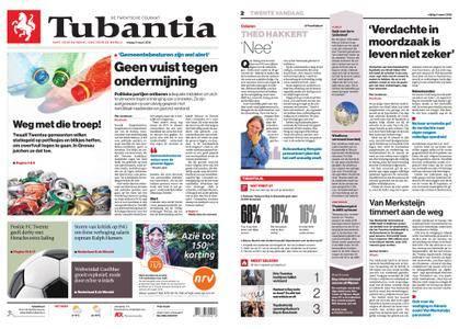 Tubantia - Enschede – 09 maart 2018
