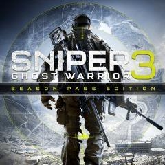 Sniper Ghost Warrior 3 Season Pass Edition (2017)