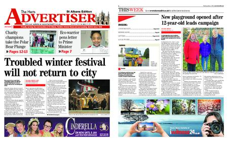 The Herts Advertiser – January 03, 2019