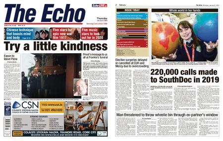 Evening Echo – January 09, 2020