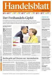 Handelsblatt - 25. April 2016