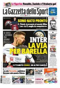 La Gazzetta dello Sport Sicilia – 25 gennaio 2019