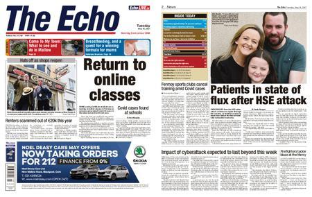 Evening Echo – May 18, 2021