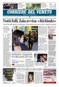 Corriere del Veneto Padova e Rovigo – 20 maggio 2020