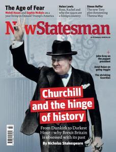 New Statesman - 19 - 25 January 2018