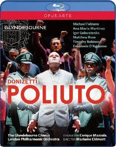 Enrique Mazzola, London Philharmonic Orchestra - Donizetti: Poliuto (2016) [BDRip]