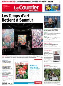 Le Courrier de l'Ouest Saumur – 24 octobre 2021