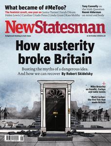 New Statesman - 12 - 18 October 2018