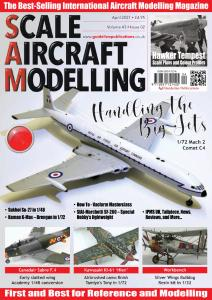 Scale Aircraft Modelling - April 2021