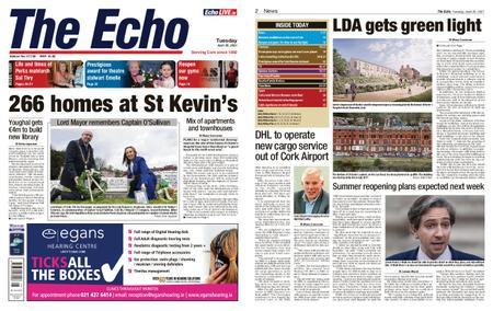 Evening Echo – April 20, 2021