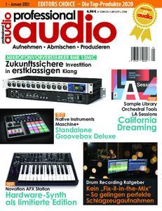 Professional Audio – Januar 2021