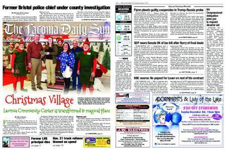 The Laconia Daily Sun – December 02, 2017