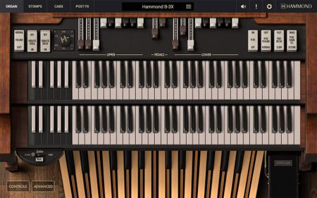 IK Multimedia Hammond B-3X v1.1.0 WiN / OSX