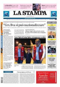 La Stampa Imperia e Sanremo - 8 Novembre 2019