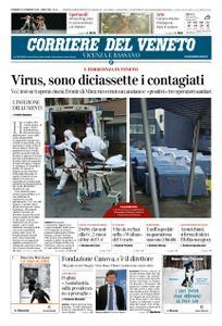 Corriere del Veneto Vicenza e Bassano – 23 febbraio 2020