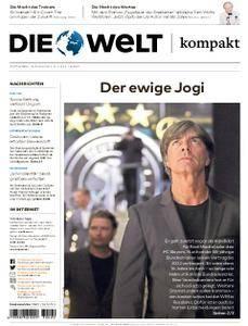 Die Welt Kompakt Hamburg - 16. Mai 2018