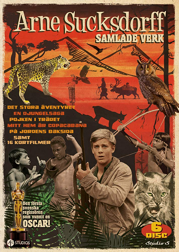 The Great Adventure (1953) Det stora äventyret