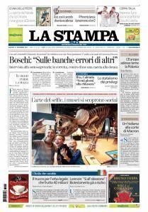 La Stampa Imperia e Sanremo - 21 Dicembre 2017