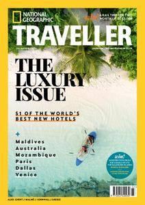 National Geographic Traveller UK – July 2018