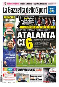 La Gazzetta dello Sport Roma – 23 aprile 2019