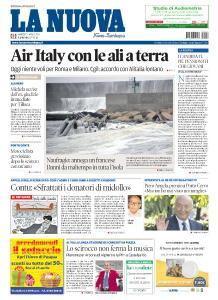 La Nuova Sardegna Sassari - 23 Aprile 2019