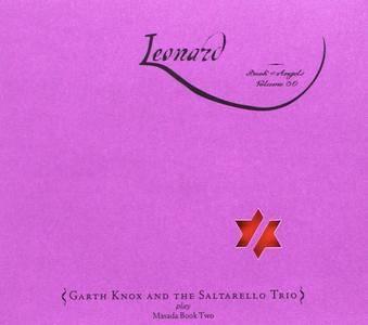 John Zorn and Garth Knox & The Saltarello Trio - Leonard: Book of Angels, Vol. 30 (2017) {Tzadik TZ 8350}