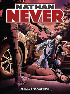 Nathan Never 335 - Elania è scomparsa! (04/2019)