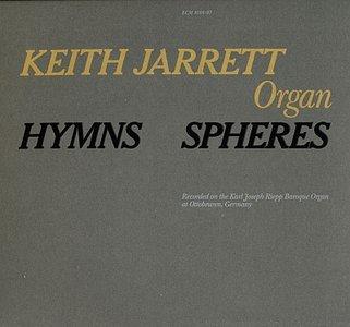 Keith Jarrett - Hymns Spheres (1976) [2CDs] {ECM 1086/87}