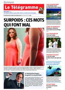 Le Télégramme Quimper – 14 mai 2019