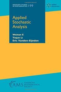 Applied Stochastic Analysis (Graduate Studies in Mathematics)