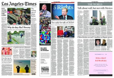 Los Angeles Times – December 14, 2018
