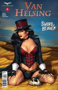 Van Helsing: Sword of Heaven #5 (2019)