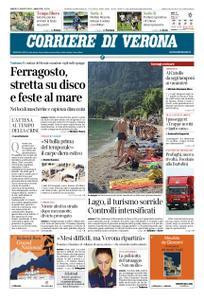 Corriere di Verona – 15 agosto 2020