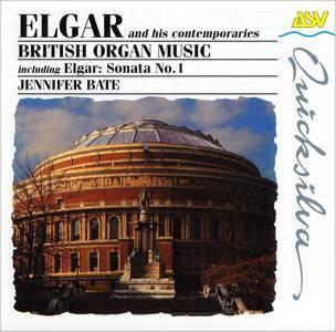 Jennifer Bate - British Organ Music: Elgar And His Contemporaries (1995)