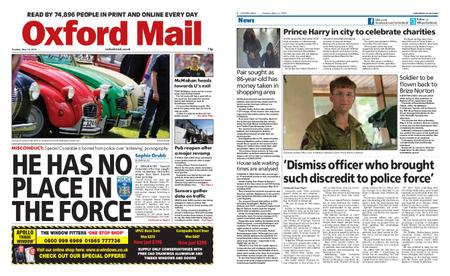 Oxford Mail – May 14, 2019