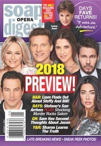 Soap Opera Digest - January 01, 2018