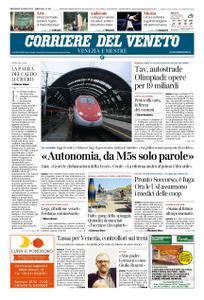 Corriere del Veneto Venezia e Mestre – 03 luglio 2019