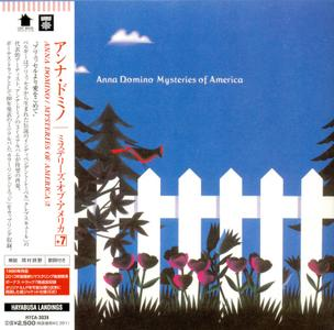 Anna Domino - Mysteries Of America (1990)