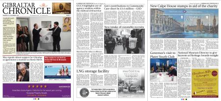 Gibraltar Chronicle – 22 November 2018