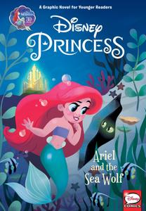 Disney Princess - Ariel and the Sea Wolf (2019) (digital) (Salem-Empire