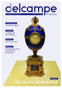 Delcampe Magazine Philatélie - avril/mai 2020