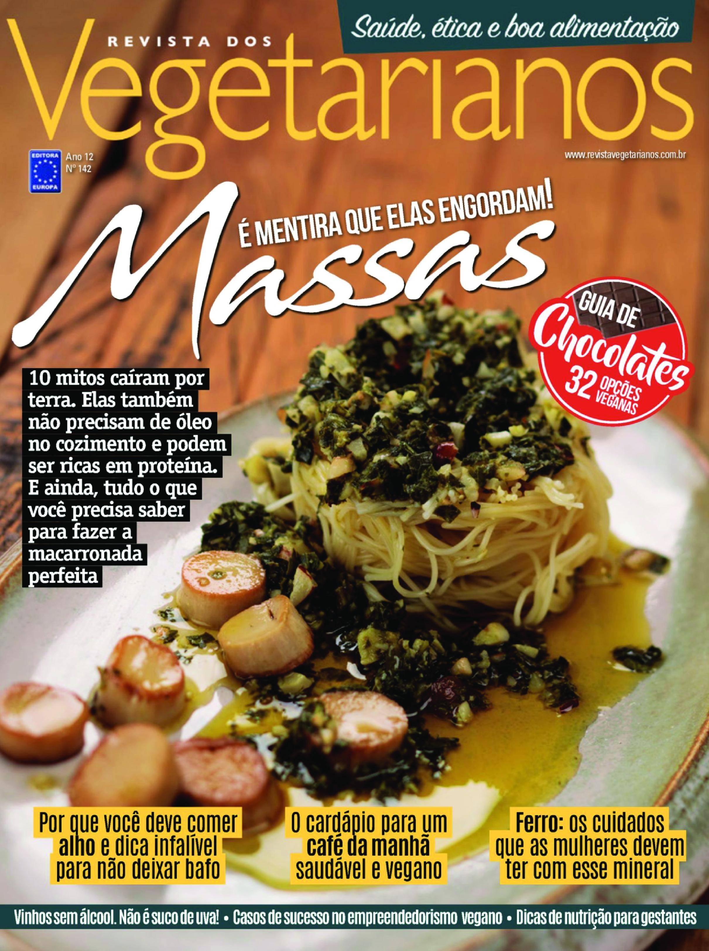 Revista dos Vegetarianos - setembro 2018