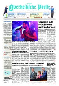 Oberhessische Presse Hinterland - 23. November 2018