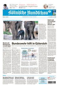 Kölnische Rundschau Wipperfürth/Lindlar – 19. Juni 2020