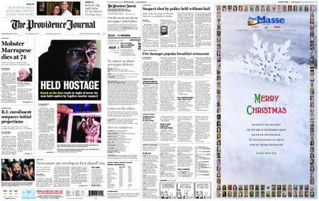 The Providence Journal – December 23, 2017