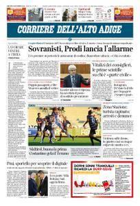 Corriere dell'Alto Adige – 18 settembre 2018