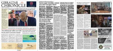 Gibraltar Chronicle – 18 September 2018