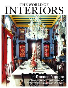 The World of Interiors - August 2019